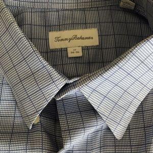 TOMMY BAHAMA MENS DRESS SHIRT